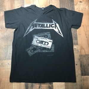 Other - Metallica No Life Till Leather T-Shirt